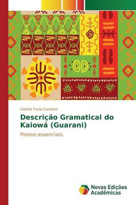 Descricao Gramatical Do Kaiowa (Guarani)