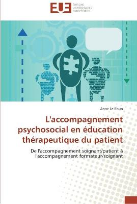 L'Accompagnement Psychosocial En Education Therapeutique Du Patient