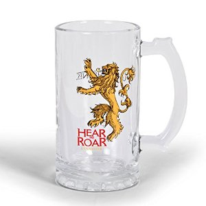 House Lannister Glass Stein