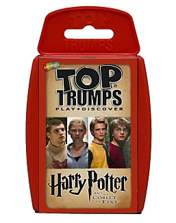 Harry Potter And Goblet Of Fire Top Trumps