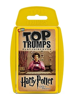 Harry Potter And The Order Of The Phoenix Top Trumps