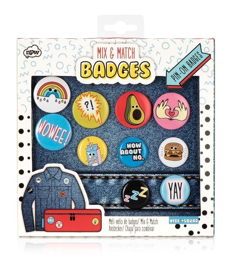 Mix & Match Badges