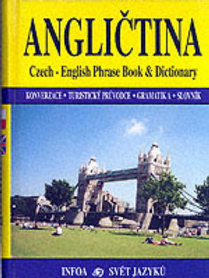 Czech-English Phrase Book and Dictionary
