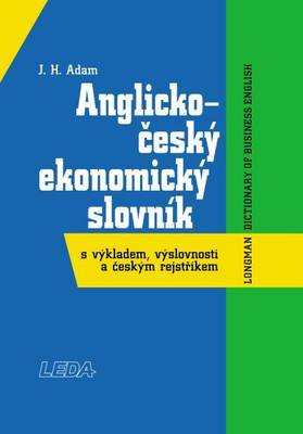 English-Czech Dictionary of Economics