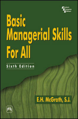 Basic Managerial Skills for All
