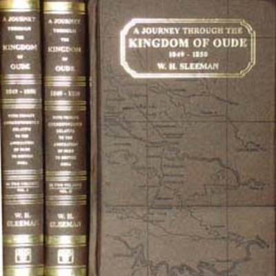 Journey Through the Kingdom of Oude, 1849-1850