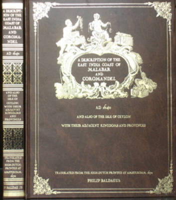 Description of East India Coasts of Malabar and Coromandel and Also of the Isle of Ceylon: v. 3