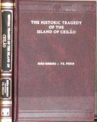 The Historic Tragedy of the Island of Ceilao Dedicated to His Most Serene Majesty Dom Pedro the Second