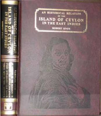 An Historical Relation of the Island of Ceylon in the East Indies