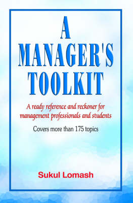 A Manager's Toolkit