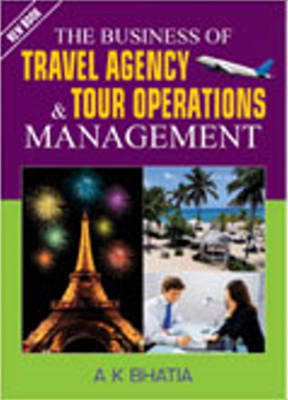 Business of Travel Agency & Tour Operations Management