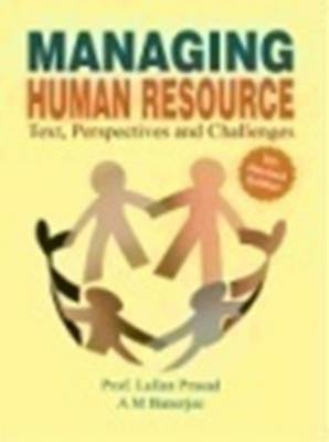 Managing Human Resourse: Text, Perspectives & Challenges