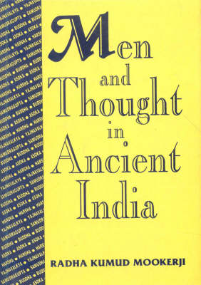Men and Thought in Ancient India