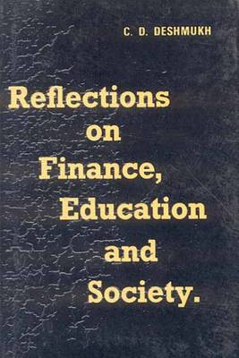 Reflections on Finance: Education and Society