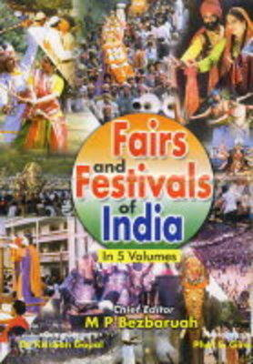 Fairs and Festivals of India: v. 4