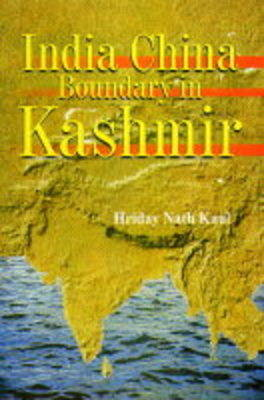India China Boundary in Kashmir
