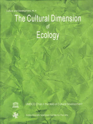 The Cultural Dimension of Ecology