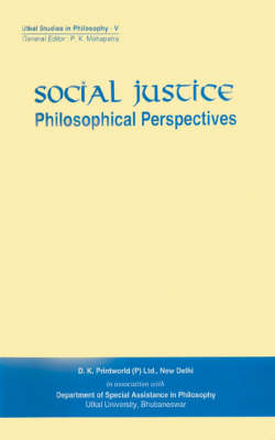 Social Justice: Philosophical Perspectives