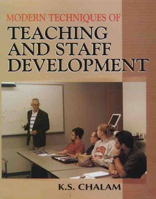 Modern Techniques of Teaching and Staff Development