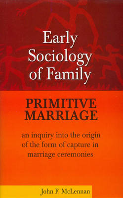 Early Sociology of Family