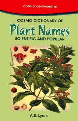 Cosmo Dictionary of Plants