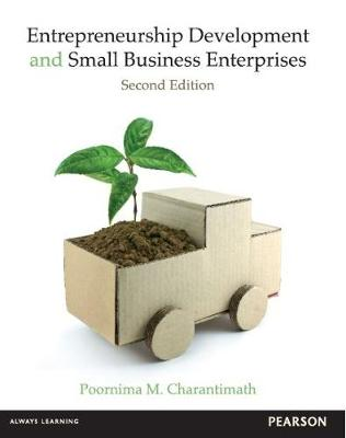 Entrepreneurship Development and Small Business Enterprises