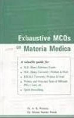 Exhaustive MCQs on Materia Medica