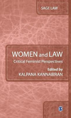 Women and Law: Critical Feminist Perspectives