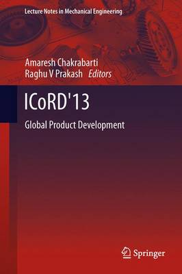 ICoRD'13: Global Product Development