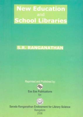 New Education and School Libraries