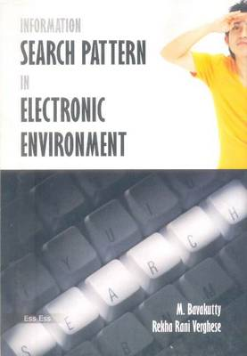 Information Search Pattern in Electronic Environment