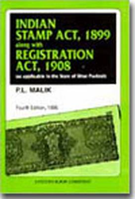 Indian Stamp Act, 1899 with Indian Registration Act, 1908