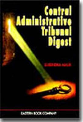 Central Administrative Tribunal Digest (1995 to 1996)