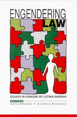 Engendering Law (treatise on Women and Law): with Supplement