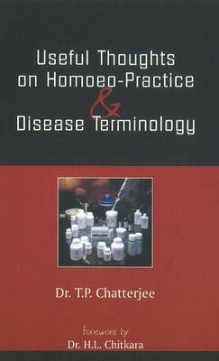 Handbook of Useful Thoughts on Homoeo-Practice & Disease Terminology