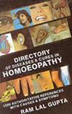Directory of Diseases and Cures in Homoeopathy: Pt. II