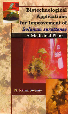 Biotechnological Applications for Improvement Solanum Surattense