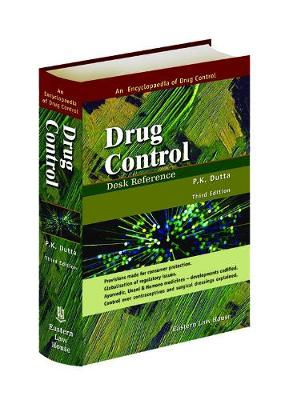 Drug Control: Desk Reference