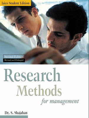 Research Methods for Management