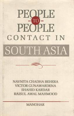 People to People Contact in South Asia