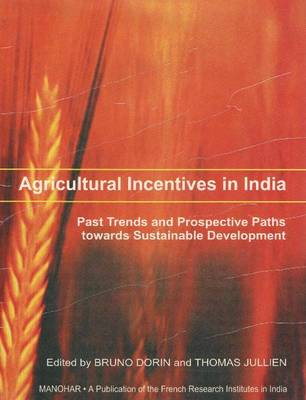 Agricultural Incentives in India: Past Trends and Prospective Paths Towards Sustainable Development
