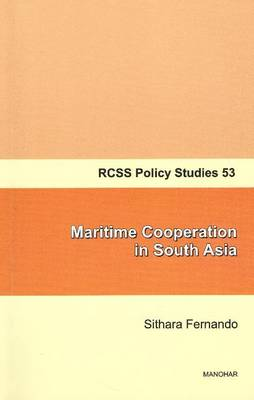 Maritime Cooperation in South Asia