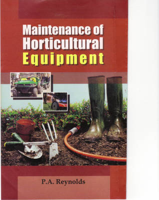 Maintenance of Horticultural Equipment