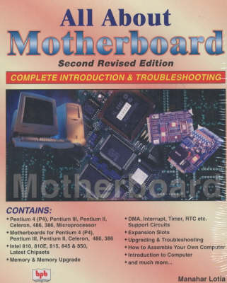 All About Motherboard: Complete Introduction and Troubleshooting