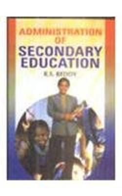 Administration of Secondary Education