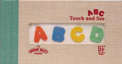 ABC Touch and See: Tactile Picture Book
