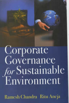 Corporate Governance for Sustainable Environment