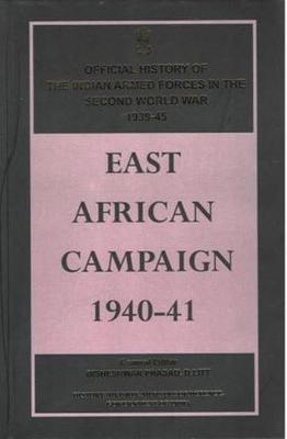 East African Campaign 1940-41