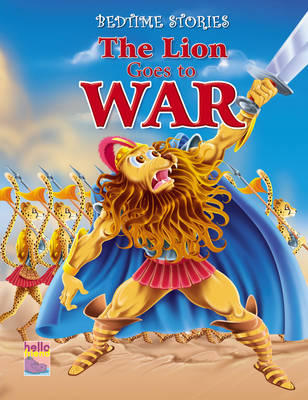 Bedtime Stories: Lion Goes to War