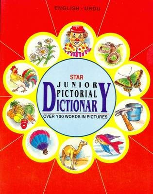 Star Concise Pictorial Dictionary -English-Urdu: Over 700 Words in Pictures